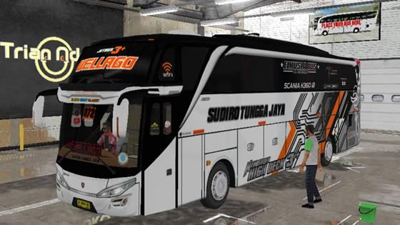 Livery Bussid STJ Vellago SHD Original
