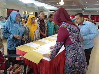 Jember Kabupaten Pertama di Indonesia yang Mengangkat P3K