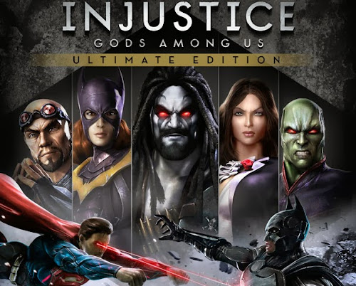 Cover Of Injustice Gods Among Us Full Latest Version PC Game Free Download Mediafire Links At worldfree4u.com