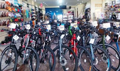 List Alamat Toko Sepeda Jakarta Selatan