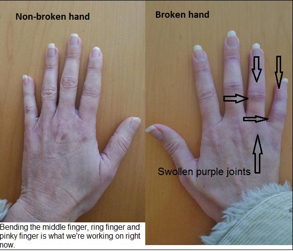 Heartfelt Balance Handmade Life Broken Hand Update
