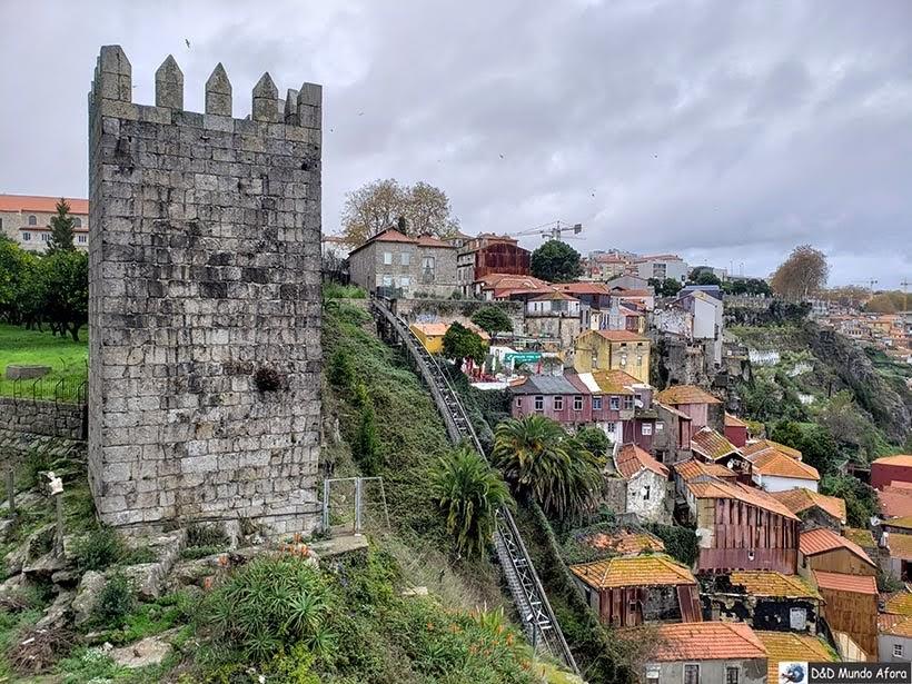 Muralhas Fernandinas do Porto - O que fazer no Porto, Portugal