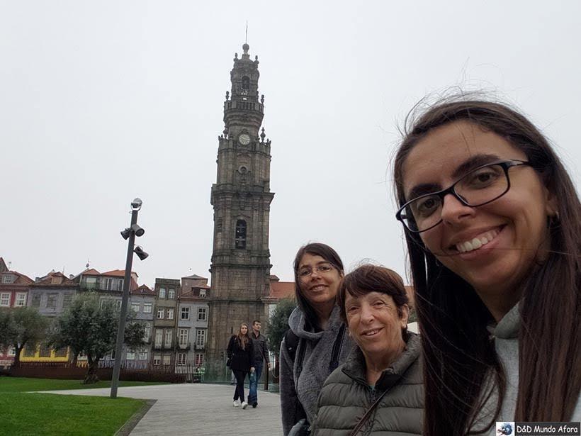 Torre dos Clérigos - O que fazer no Porto, Portugal
