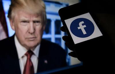 Từ khi ông Trump bị các mạng xã hội 'cấm cửa' thì đây là diễn biến đầy bất ngờ