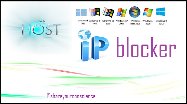 block an ip adress in your system
