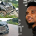 Samuel Eto'o Survives Car Accident In Cameroon