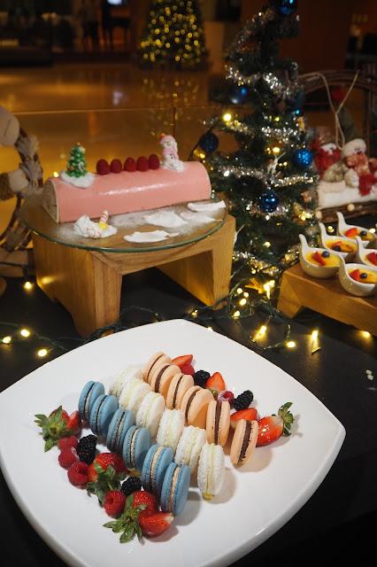 Christmas festive season review singapore