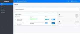 Task Management System Project