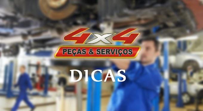 Dicas da 4 X 4 Peças e Serviços: fazer manutenção preventiva do veículo ajuda a economizar