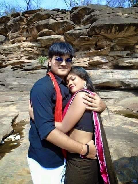 Kallu and Nisha Photo