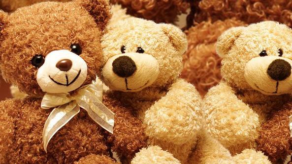 Cách lựa chọn gấu bông làm quà tặng