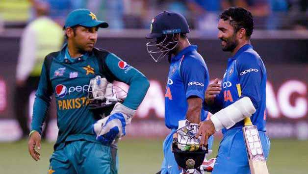 BCCI drafts letter asking ICC to ban Pakistan from World Cup 2019