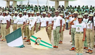 Image for NYSC corp members
