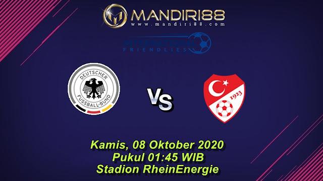 Prediksi Jerman Vs Turki, Kamis 08 Oktober 2020 Pukul 01.45 WIB @ Mola TV