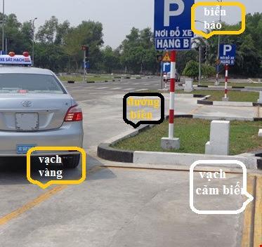 Cac Loi Hay Gap Trong Bai Thi Sat Hach Lai Xe O To B2