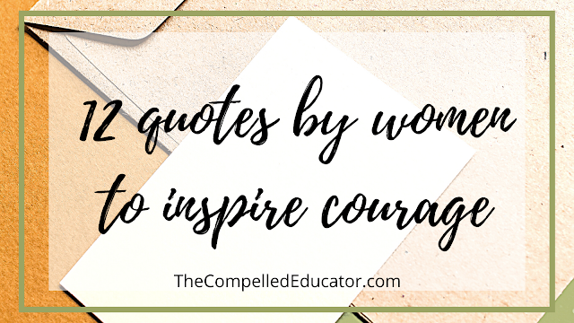 quotes by strong women