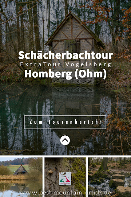 Schächerbachtour | ExtraTour Vogelsberg | Wandern Homberg (Ohm) | Wanderung in Hessen 06
