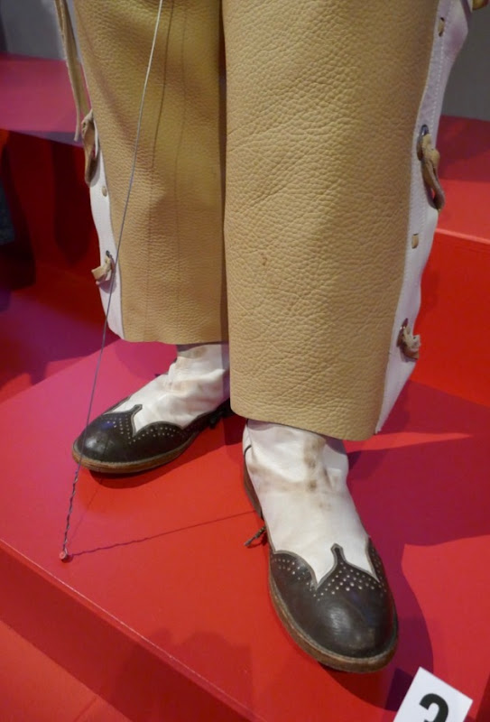 Buster Scruggs cowboy boots