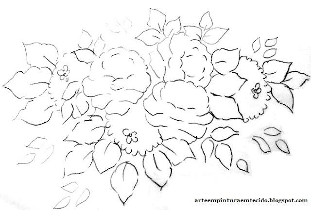rosas-risco-pintura