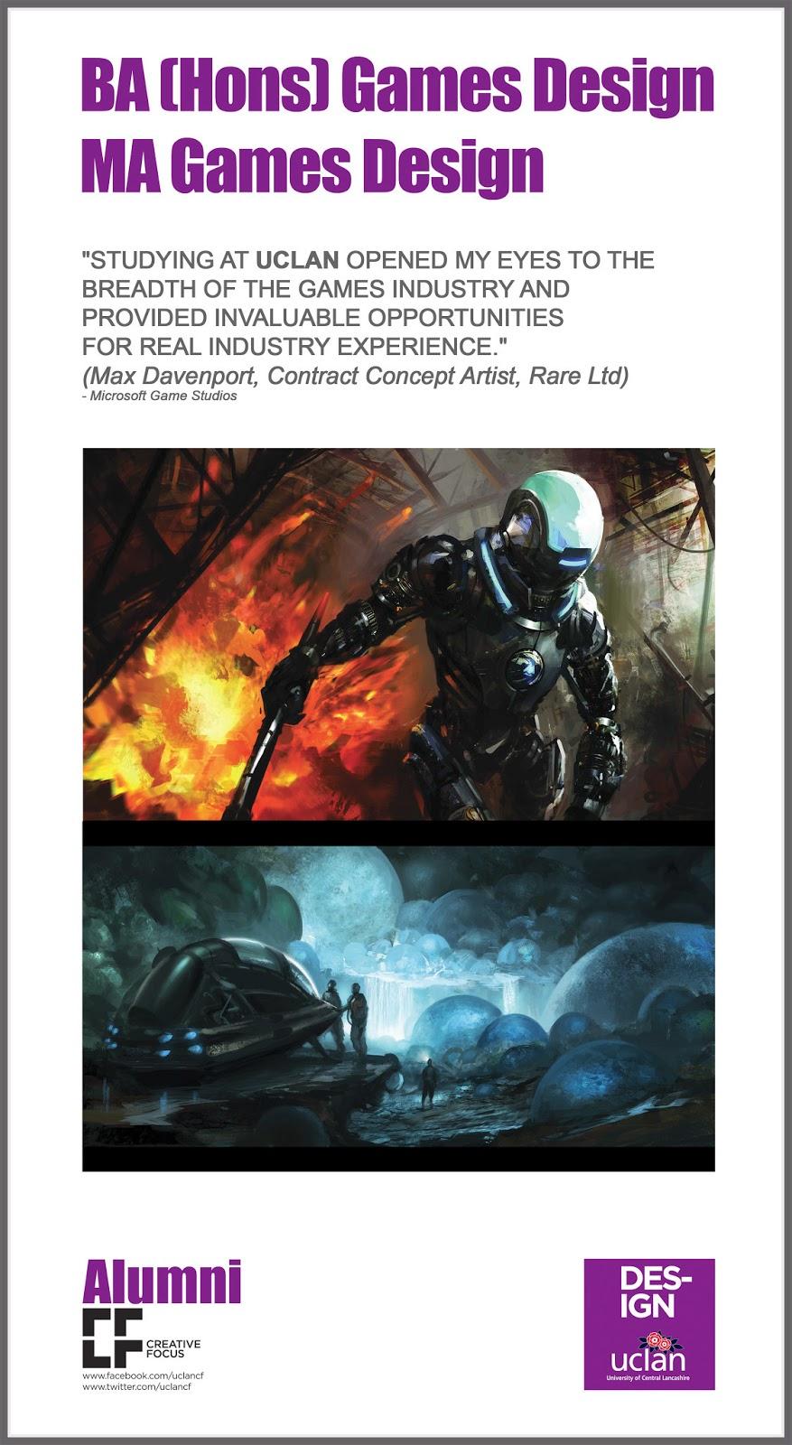 Games Design UCLan Blogspot: May 2013