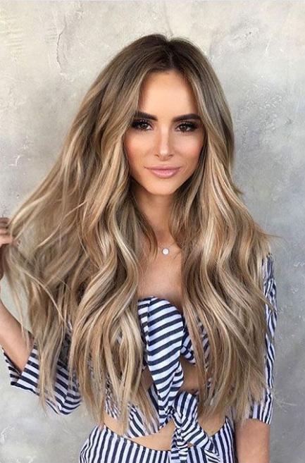 41 frisur lange haare wellen - frisuruer