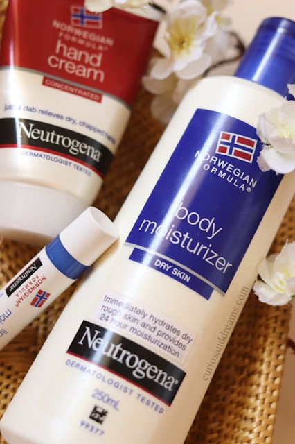Neutrogena Body Moisturizer review, Neutrogena Body lotion review, Neutrogena Norwegian Formula Body Moisturizer review
