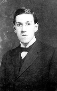 Photo portrait of HP Lovecraft, 1915