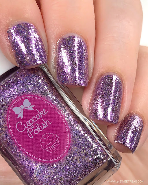 Cupcake Polish Sweet as Six 25 Sweetpeas