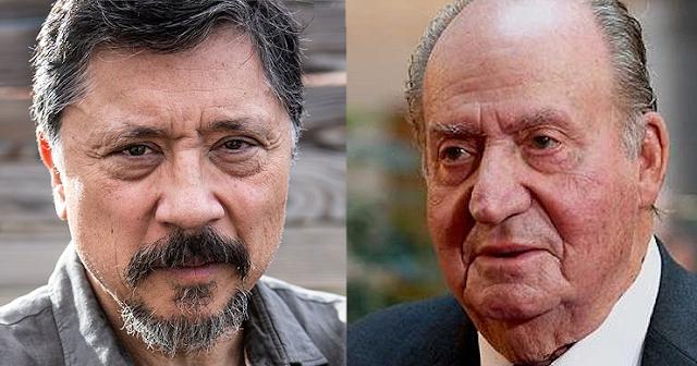 Bardem y Juan Carlos