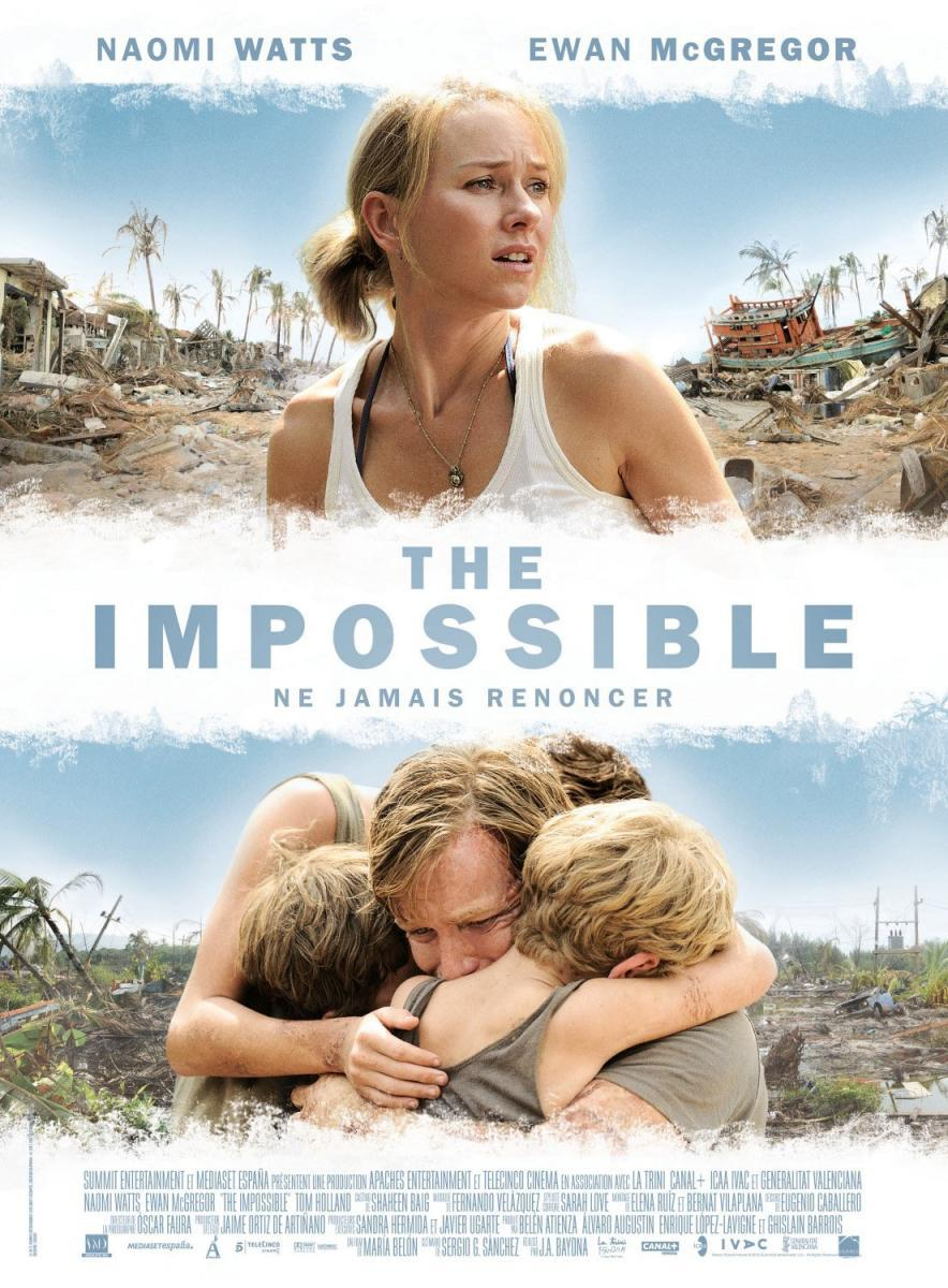 Download The Impossible (2012) Full Movie in Hindi Dual Audio BluRay 720p [800MB]