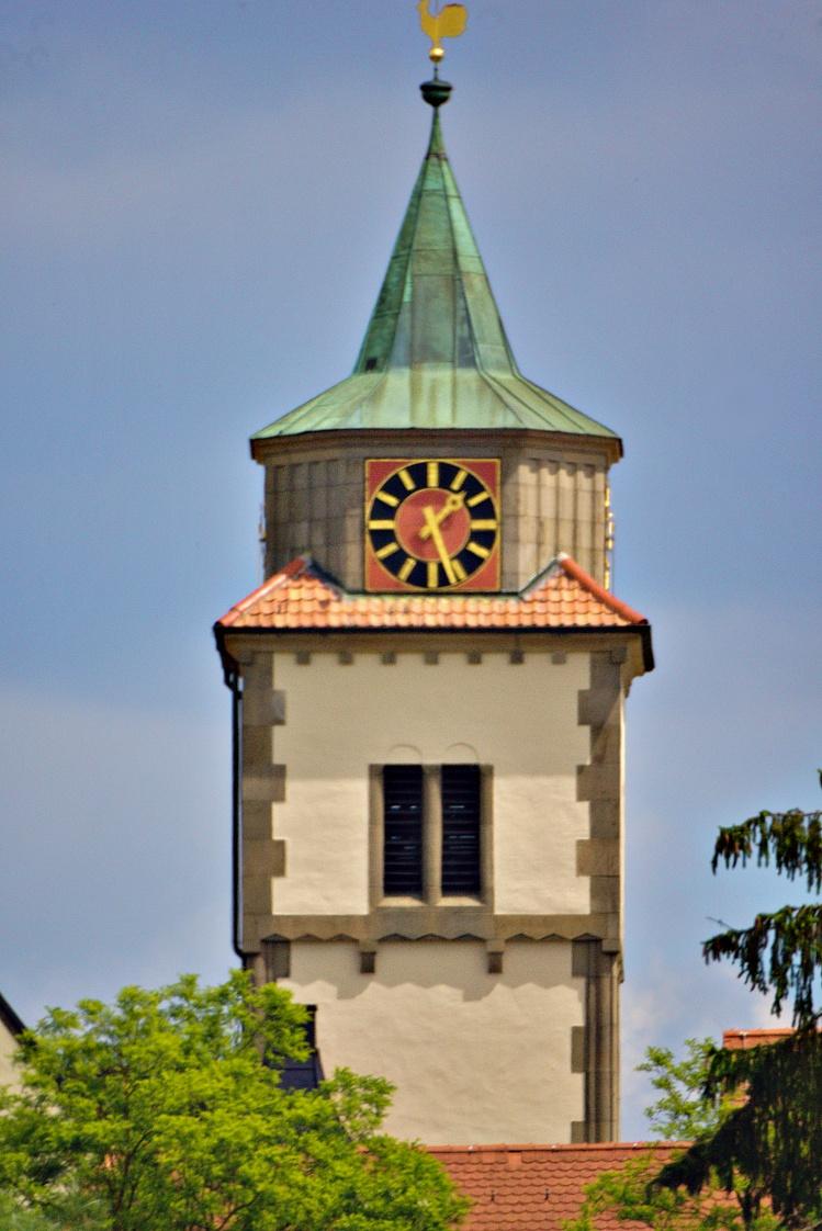 Kirchturm zu Mittelstadt