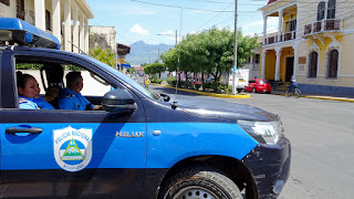 Police Granada looks for crooks