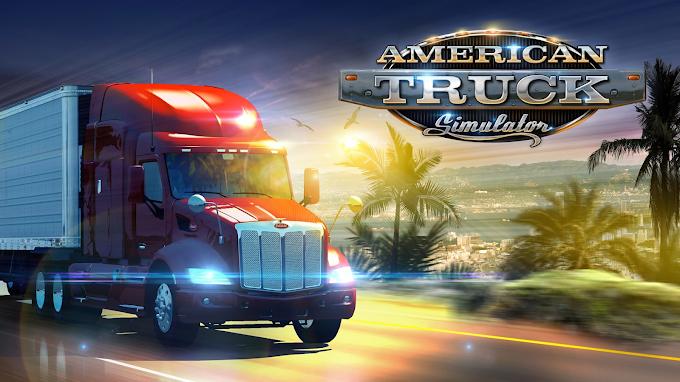 American Truck Simulator 1.38 + 28 DLC Tek Link İndir