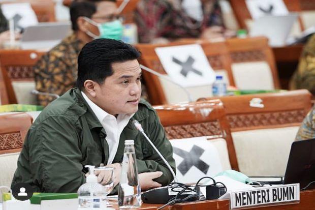 Restu Erick Thohir Rekrut Staf Bergaji Rp50 Juta Rawan Bikin BUMN Bangkrut