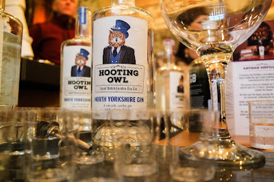 Brewtown Gin Tour TypeWriterTeeth Blog Hooting Owl Distillery