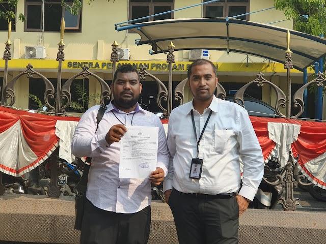 Anggota DPRA Azhari Cage Dipukul YARA Laporkan ke Mabes Polri