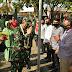Dandim 0723/Klaten Kunjungi Koramil 12/Manisrenggo