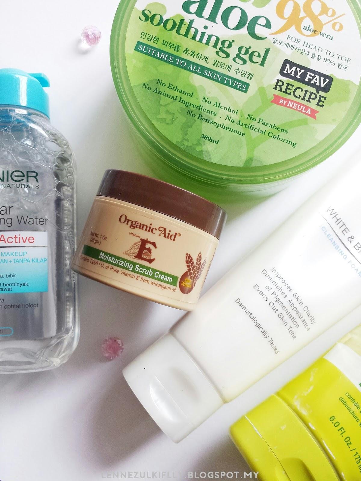 My Drugstore Skincare Routine | Oily Skin