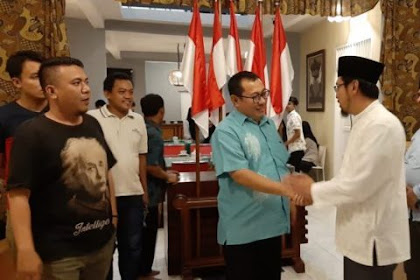 Bringing Perception to Change in Cilegon, the Chair of PA 212 Meets Firdaus at JBS