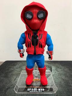 EAA-074 蜘蛛人 : 返校日 自製戰衣