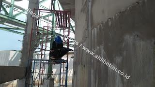 spesialis perbaikan beton