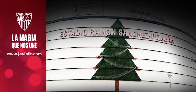 Navidad Sevilla FC