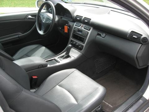 Pumpkin Fine Cars And Exotics 2004 Mercedes Benz C230 Kompressor
