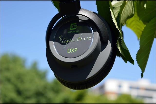 Ultrasone Signature DXP Headphones Review