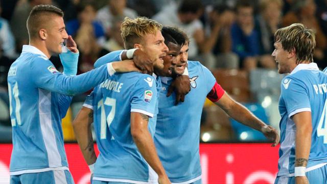 [Video] Cuplikan Gol Udinese 0-3 Lazio (Liga Italia)
