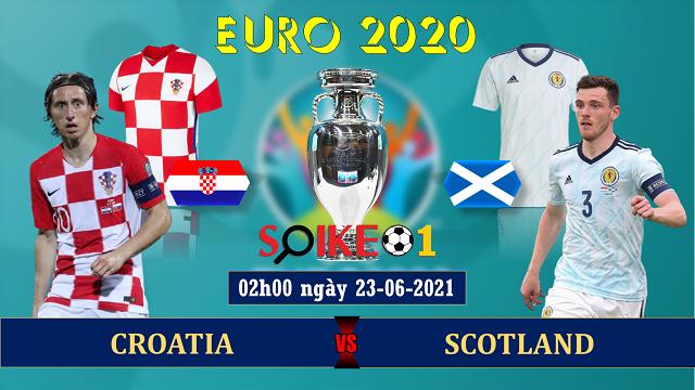 Croatia vs Scotland  LIVE [ 1:30 AM ]