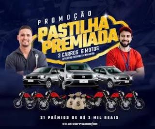 Cadastrar Promoção Fras-Le Pastilha Premiada - 3 Carros, 6 Motos e 21 Prêmios de 2 Mil Reais