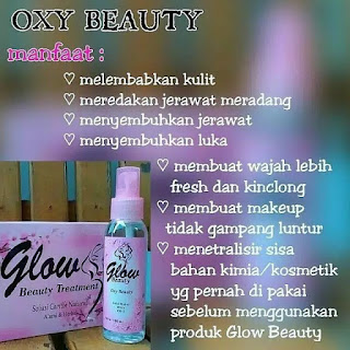 Oxy Glow Beauty Pengawet Make Up