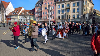 43. Erfurter Karnevalsumzug