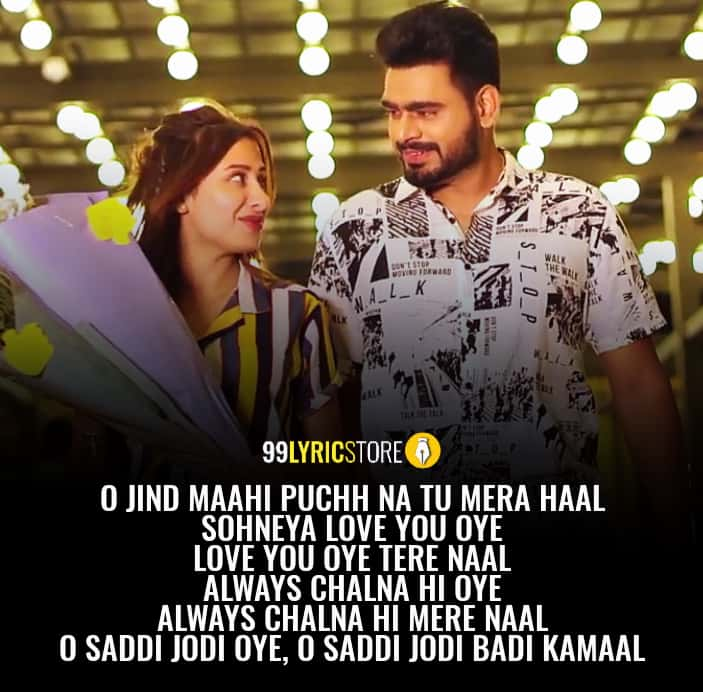 Love You Oye Punjabi Song Sung by Prabh Gill and Sweetaj Brar